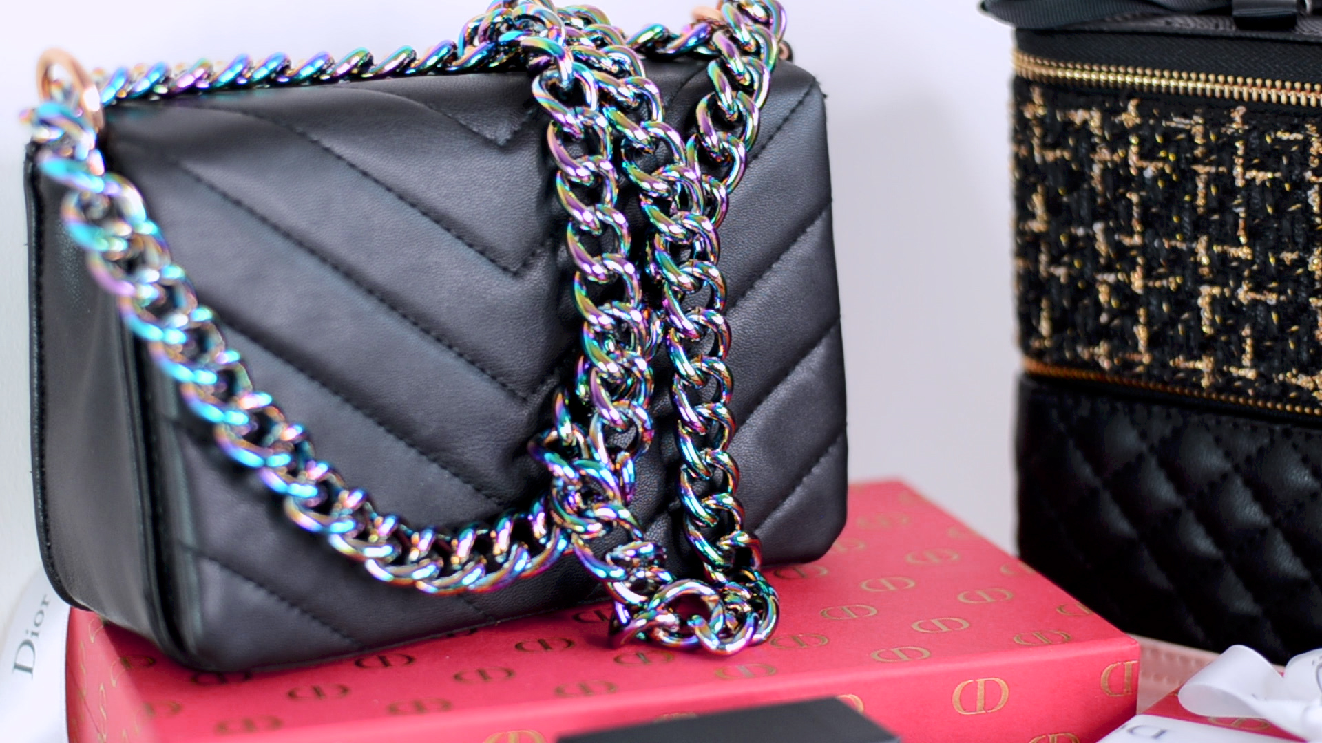 Chanel Mermaid Boy Bag Inspired from ASOS