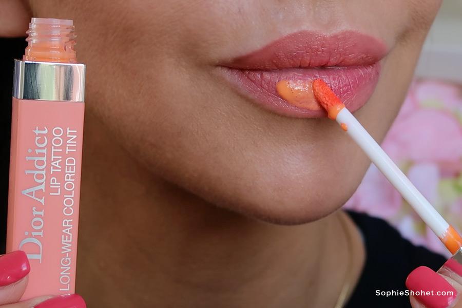 Sophie Shohet Dior Cool Wave Makeup Designed For Summer