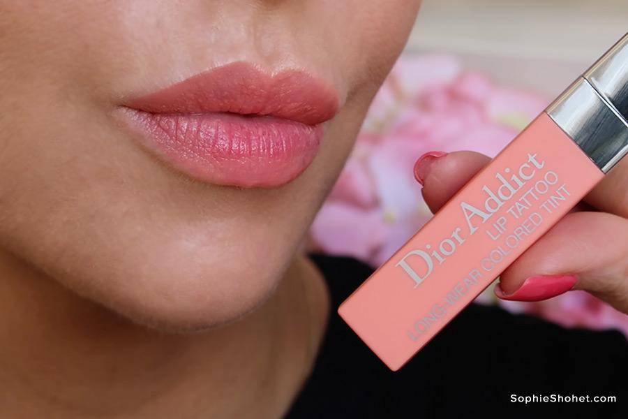 b1caed049a Sophie Shohet - Dior Cool Wave - Makeup Designed for Summer