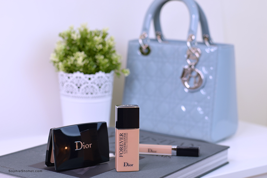 Diorskin Forever Undercover Foundation Review