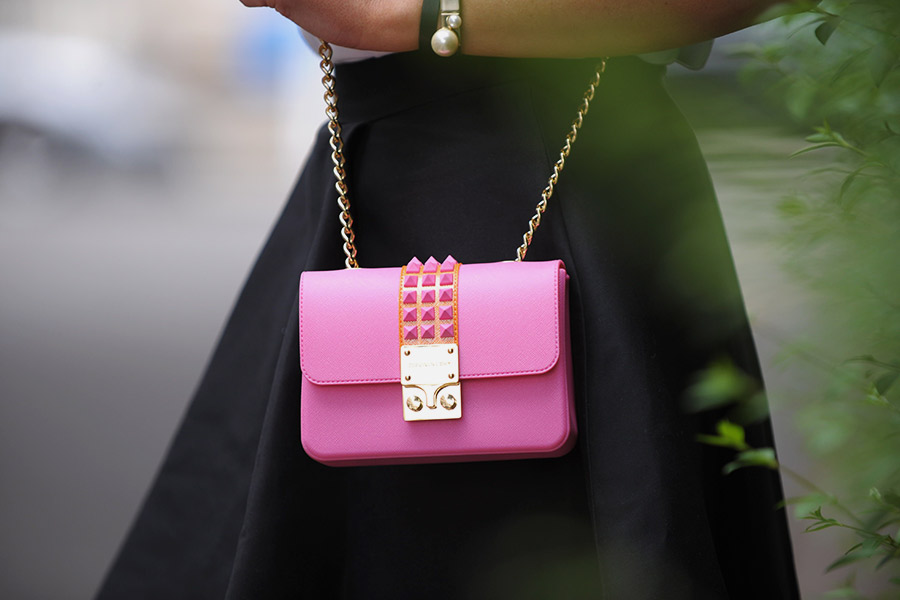 Pink Designverso Bag Farfetch
