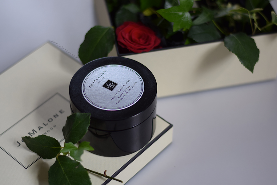 Jo Malone Velvet Rose & Oud Body Cream review