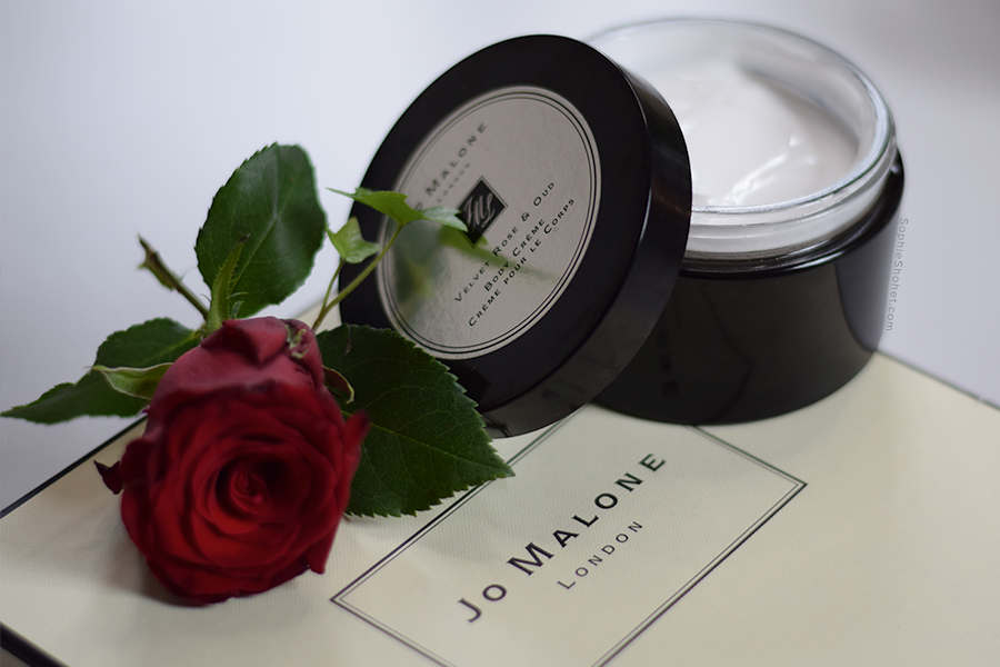 Velvet Rose & Oud Body Cream