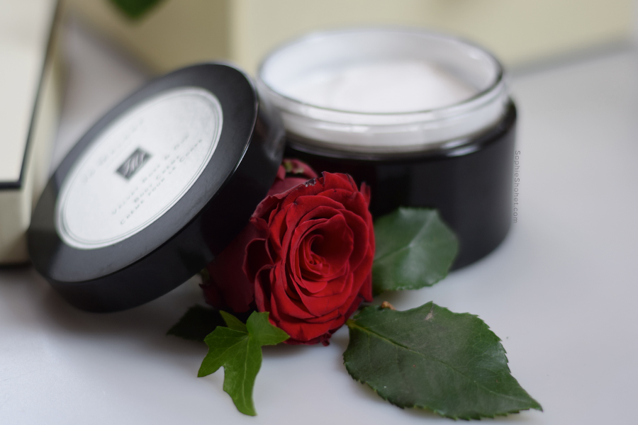 Exotic Jo Malone Rose Body Cream
