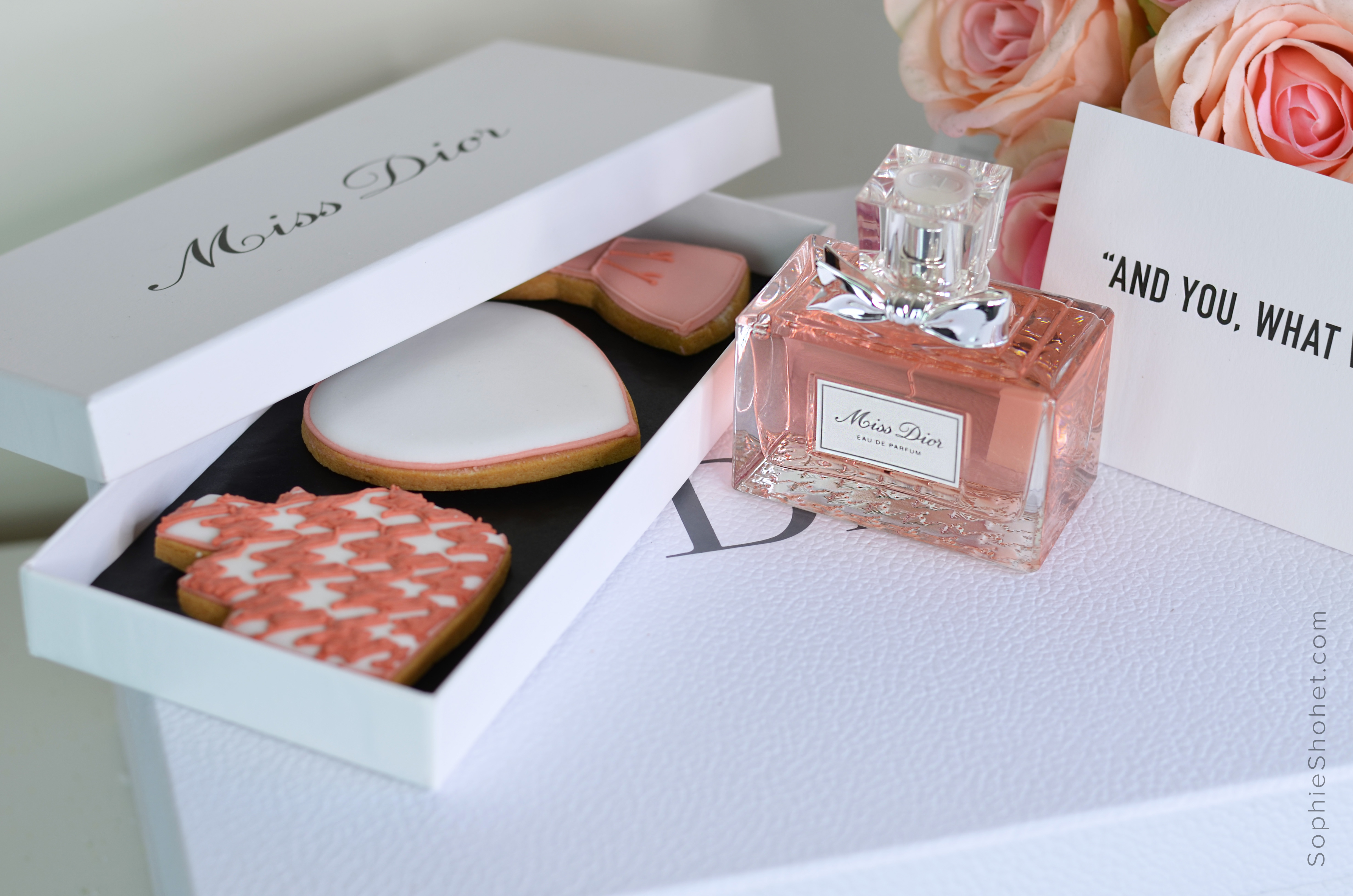 New Miss Dior perfume launch